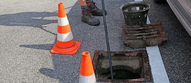 Rensning af vejbrønde - Kloakservice