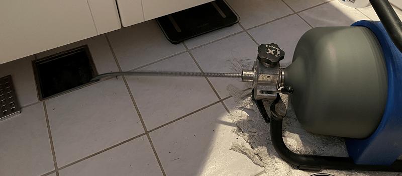 Stoppet gulvafløb - Kloakservice døgnservice