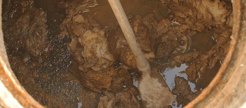 Stoppet kloak - Kloakservice