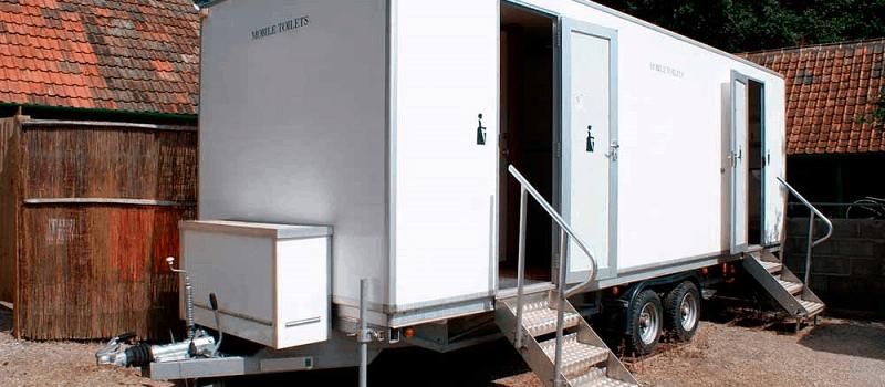 Tømning af toiletvogne - Kloakfirma